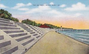 Mississippi Biloxi The Sea Wall