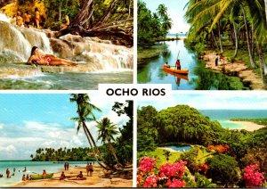Jamaica Ocho Rios Dunn's River Falls Shaw Park Gardens and More