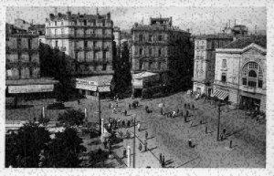 Algeria Constantine Carrefour Street Caraman Clemencea Postcard