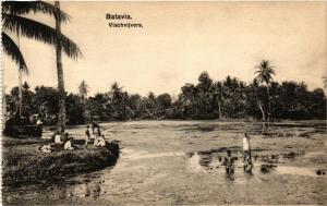 CPA BATAVIA Vischcijvers INDONESIA (565959)
