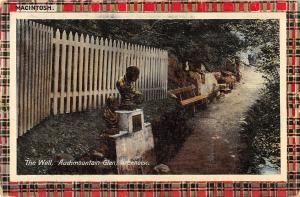 BR93525 the well auchmountain glen greenock   scotland