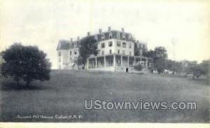 Summit Hill House Catskill NY Unused