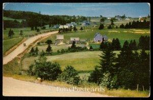 Typical Farm Community - Prince Edward Island