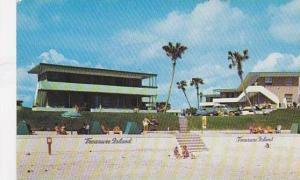 Florida Daytona Beach The Treasure Island Beach Colony