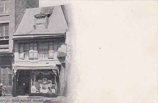 Pennsylvania Philadelphia Betsy Ross House Philadelphia