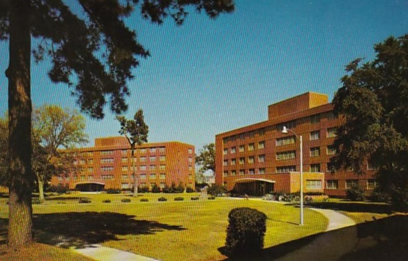 Mississippi Columbus Taylor Hall & Kiern Hall Mississippi State College For W...