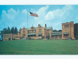 Pre-1980 SCHOOL SCENE Lenox - Near Pittsfield Massachusetts MA E2689