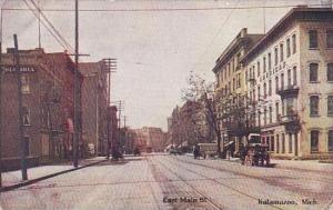 Michigan Kalamazoo East Main Street Trolley