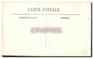 Old Postcard Biarritz The Rock of Basta