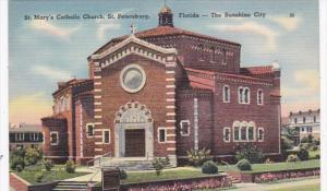 Florida St Petersburg St Mary's Catholic Church
