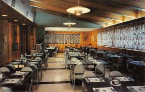 Sioux Falls South Dakota Town N Country Cafe Interior Vintage Postcard K100666