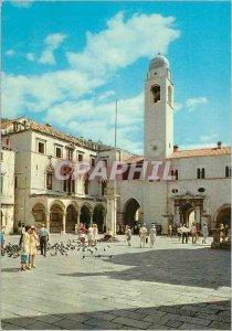 Postcard Modern Dubrovnik Sponza
