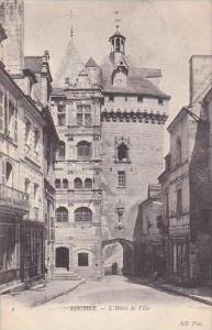 France Loches L´Hotel de Ville