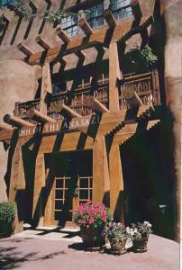 New Mexico Santa Fe Inn On The Anasazi