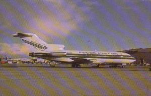 Evergreen International Boeing 727-27 at Los Angeles International Airport