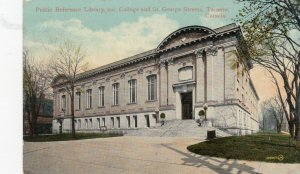 TORONTO, Ontario, Canada, 1900-10s ; Public Reference Library