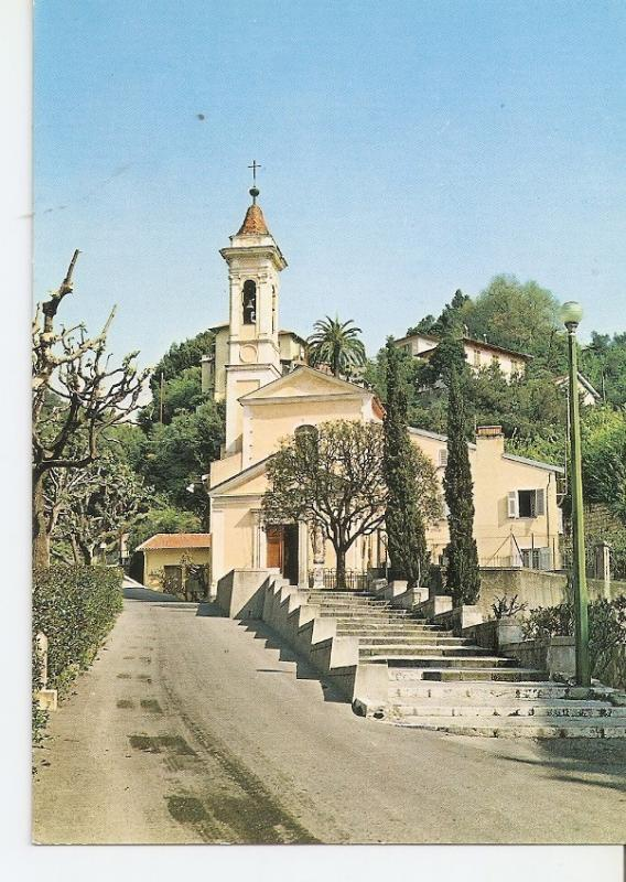 Postal 032400 : Cote DAzur - Nice Church of St. Marie Madelein