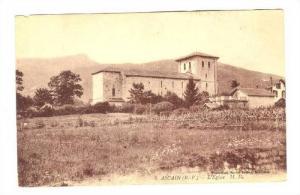 Ascain , France, 00-10s : L'Eglise