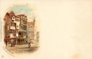 Edinburgh Scotland Early Raphael Tuck #166 Postcard