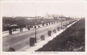RP; CALAIS, Avenue du Casino, Pas de Calais, France, 10-20s