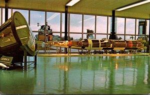 Florida NASA John F Kennedy Space Scale Model Apollo/Saturn 5 1971