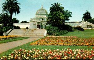 California San Francisco Golden Gate Park Conservatory