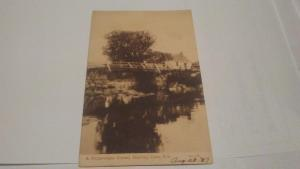 POSTCARD,NOVA SCOTIA,1907,HERRING COVE,$10 OR BEST OFFER