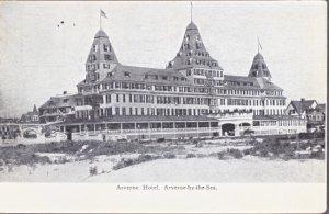 Rockaway Beach NY -  ARVERNE HOTEL in  Arverne-by-the-Sea neighborhood 1910s