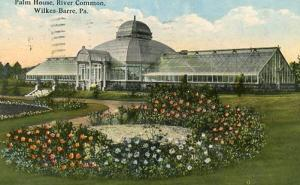 PA - Wilkes-Barre, Palm House, River Common