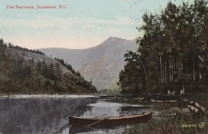 The Narrows , SICAMOUS , B.C., Canada, 1911