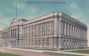 CLEVELAND , Ohio , 1930-40s ; Court House