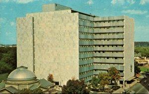 Minnesota Rochester The Mayo Clinic 1965