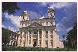 India Goa St Cajetan Convent