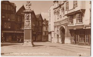 Kent; Canterbury, Memorial & Christchurch Gate RP PPC By Judges, Unposted