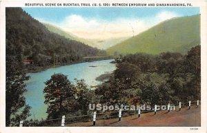 Bucktail Trail - Emporium, Pennsylvania