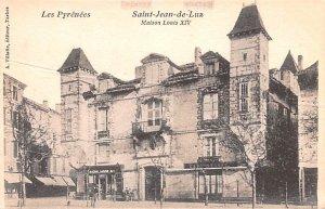 Saint Jean de Luz, Maison Louis XIV Les Pyrenees France Unused