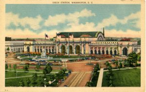 DC - Washington. Union Station