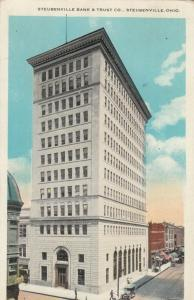 STEUBENVILLE , Ohio , PU-1924 ; Steubenville Bank & Trust Co.