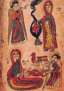 The Four Gospels - Armenia