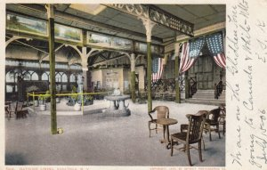SARATOGA , New York , 00-10s ; Hathorn Spring