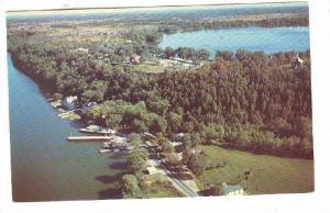 Lake on the mountain, Picton, Ontario, Canada, 40-60s