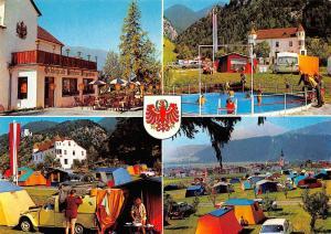 Austria Gasthof Pension Fragenstein Zirl Tirol Campingplatz