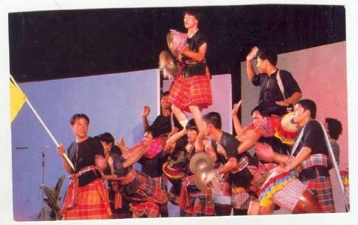 Thailand 60-70s   Drum Dancers