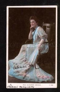 048193 Alexandra CARLISLE Drama Theatre PHOTO vintage TUCK