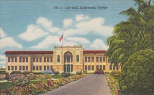 Florida Hollywood City Hall