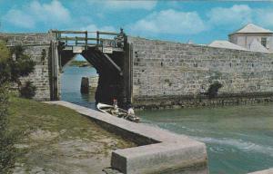 Boat,  Somerset Bridge,  Hamilton,  Bermuda,  40-60s