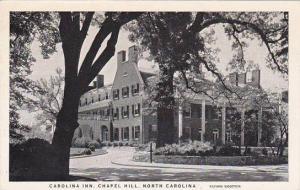 North Carolina Chapel Hill Carolina Inn