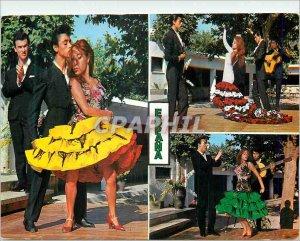 Modern Postcard Espana Tipica Typical Images