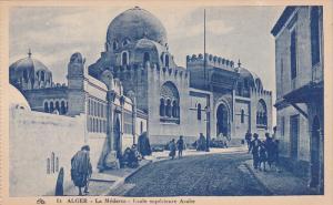 La Medersa, Ecole Superieure Arabe, Alger, Algeria, Africa, 1910-1920s