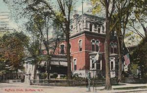 Buffalo Club Building - Buffalo NY, New York - pm 1911 - DB
